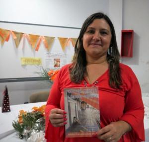 María Fernanda Macimiani, escritora, editora y coordinadora de talleres literarios.